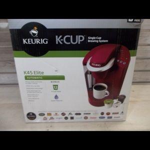 Keurig K45 Elite coffee maker